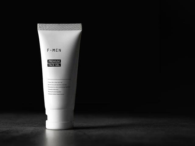 株式会社SKY 運営事業 メンズ化粧品開発販売事業 F-MEN(エフメン)プレミアムフェイスジェル